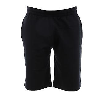 Shorts de algodão preto de Kenzo