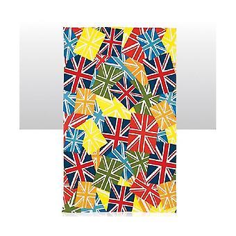 Union Jack Wear Union Jack Multi Coloured Tea Towel