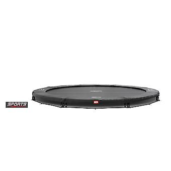 BERG InGround Champion 430 14ft Trampoline Sports Series Grey
