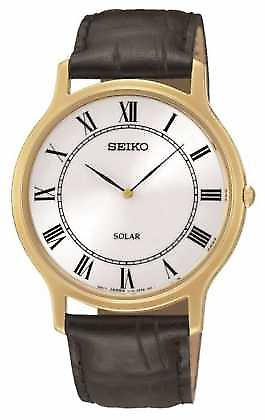 Seiko Mens solenergi drevet SUP878P1 Watch