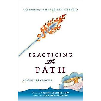 Practicing the Path - A Commentary on the Lamrim Chenmo by Yangsi Rinp
