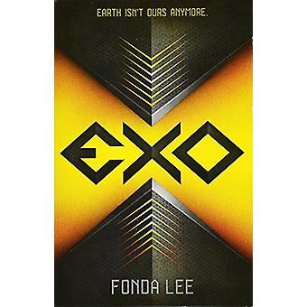 Exo by Fonda Lee - 9781338232035 Book