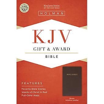 Gift & Award Bible-KJV by Broadman & Holman Publishers - 978143361460