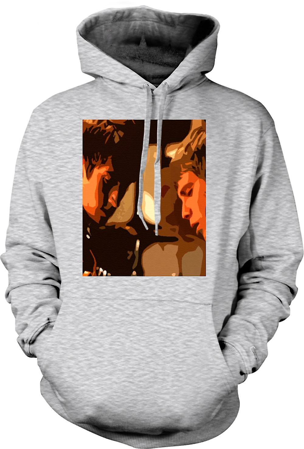 Mens Hoodie - Arctic Monkeys - Music