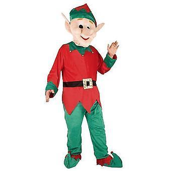 Men costumes  Costume plush giant ELF