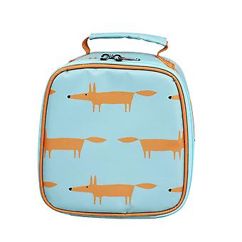 Scion Mr Fox Lunch Bag, Blue