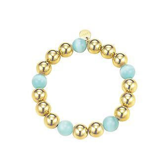 Esprit Damenarmband fet sfärer Mint (ESBR11662B160)