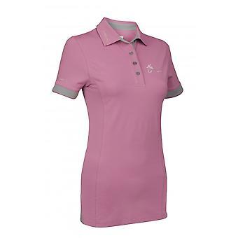 LeMieux Lemieux My Lemieux Womens Polo Shirt - Lavande