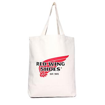 Red Wing Natural Canvas Tote Bag