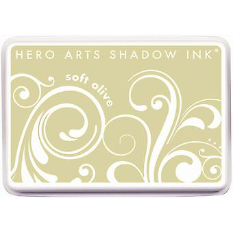 Hero Arts Shadow Inks Soft Olive Ha Shdw Af222