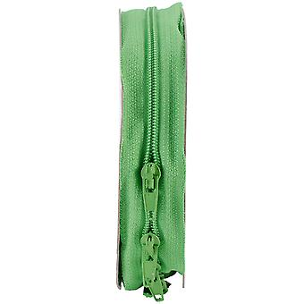 Make A Zipper Kit 5 1 2Yd Medium Green 960 95