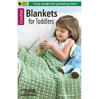 Leisure Arts Blankets For Toddlers La 75467