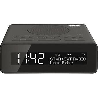 DAB+ Radio alarm clock TechniSat DigitRadio 51 DAB+, FM, AUX Anthracite