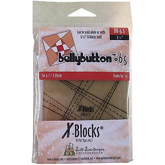 X-Blocks Tool Bellybutton-6-1/2