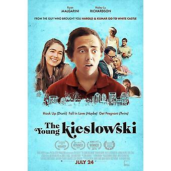 The Young Kieslowski Movie Poster (11 x 17)