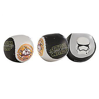 Star Wars mjukt klumpa ihop sig (1 boll medföljer)