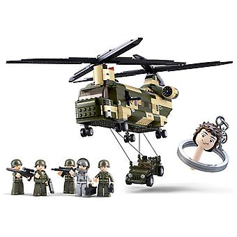 Sluban Army Transport Helicopter