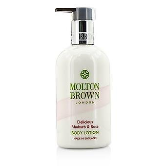 Molton Brown Delicious Rhubarb & Rose Body Lotion 300ml/10oz