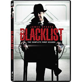 Blacklist: The Complete First Season [DVD] USA import