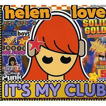 Helen kærlighed - det er min Club USA import