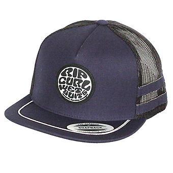 Rip Curl Trucker Flatbill Snapback Cap ~ våtdräkter
