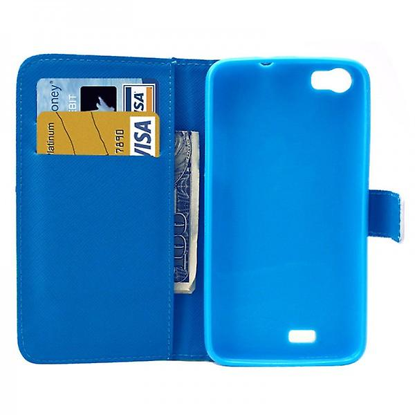Pocket wallet premium model 57 for WIKO Lenny