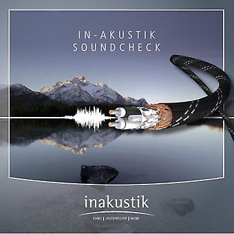 The In-Akustik Soundcheck by Various Artists