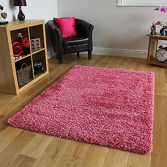 Fluffy Pink Barbie Shaggy Fireplace Rug Ontario