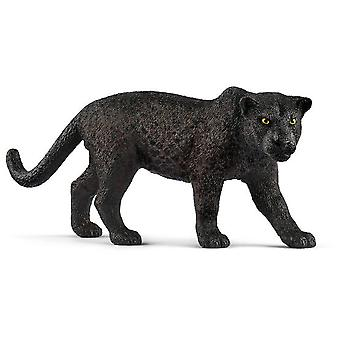 Schleich Panther Black (Toys , Dolls And Accesories , Miniature Toys , Animals)