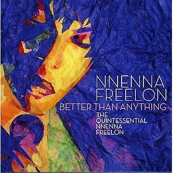 Nnenna Freelon - importazione USA meglio di niente [CD]