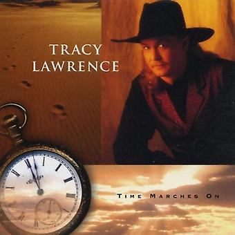 Tracy Lawrence - Time Marches on [CD] USA import