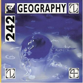 Front 242 - Geografia 1981-83 [CD] USA import