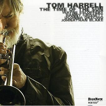 Tom Harrell - Time of the Sun [CD] USA import