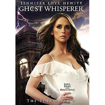 Ghost Whisperer: Final Season [DVD] USA import