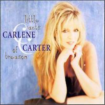 Carlene Carter - import USA mało akty zdrady [CD]