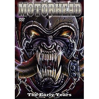 Motorhead - tidlige år [DVD] USA importerer