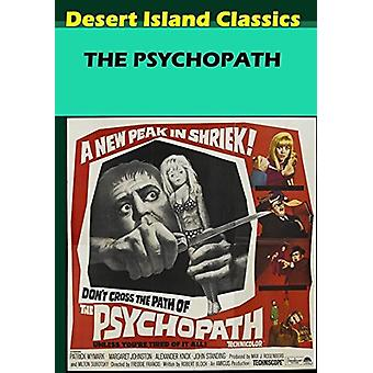 Psychopath [DVD] USA import