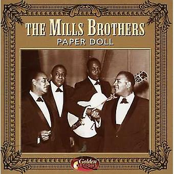 Mills Brothers - Paper Doll [CD] USA importieren