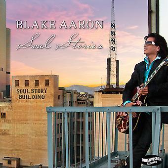 Blake Aaron - sjæl historier [CD] USA import