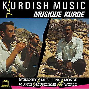 Forskellige kunstner - kurdiske musik [CD] USA importerer