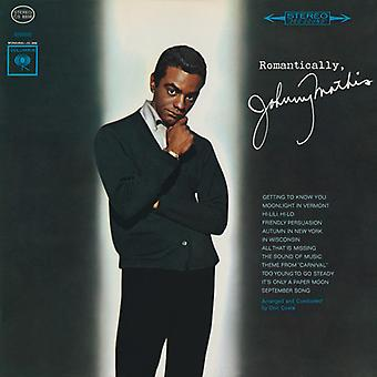 Johnny Mathis - Romantically [CD] USA import