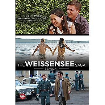 Weissensee Saga: Sæson 1 [DVD] USA import