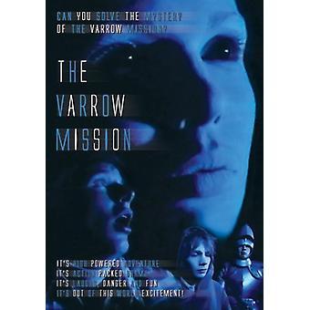 Varrow Mission [DVD] USA importerer