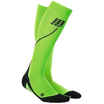 CEP kvinder progressive + nat løber Socks2. 0 - FlashGreen