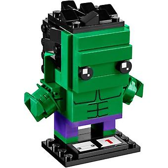 Lego 41592 Brickheadz Hulk (Toys , Constructions , Characters And Animals)