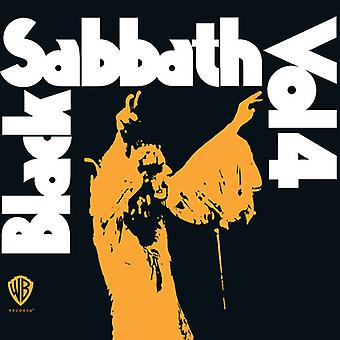 Black Sabbath - Vol 4 [CD] USA import