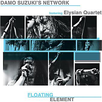 Suzuki, Damo netværk / Elysian kvartetten - flydende Element [CD] USA import