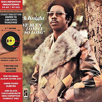 Frederick Knight - he sido solo para la importación de los E.e.u.u. siempre [CD]