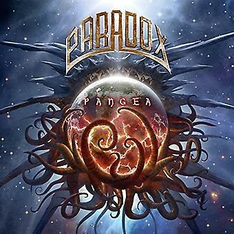 Paradox - Pangea [CD] USA import