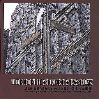 Bransky/Rockwood - Fifth Street økter [DVD] USA import